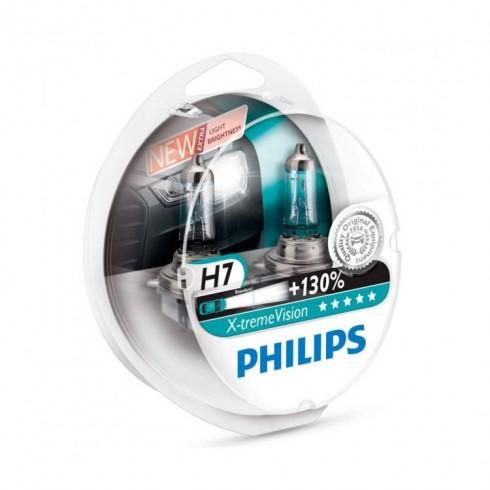 H7 12V/55W PHILIPS EXTREME VISION