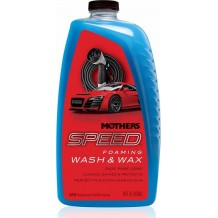 MOTHER SPEED FOAMING WASH & WAX (1420 ml)