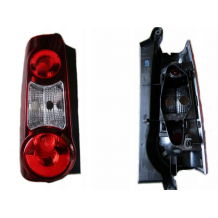 CITROEN BERLINGO 2012-19 TAILLIGHT - DRIVER SIDE