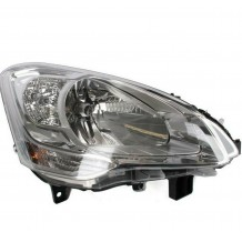 CITROEN BERLINGO 08-12 HEADLIGHT - PASSENGER  SIDE