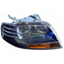 CHEVROLET AVEO HEADLIGHT 2007-08 . 3/5Π - PASSENGER SIDE