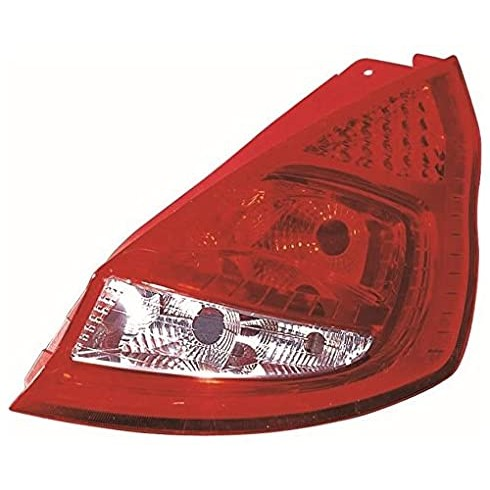 FORD FIESTA 2008-12 TAILLIGHT - PASSENGER SIDE