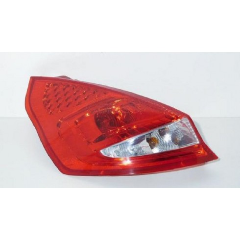FORD FIESTA 2008-12 TAILLIGHT - DRIVER SIDE