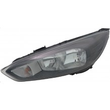 FORD FOCUS 14-18 HEADLIGHT (H7/H1 BULB) - DRIVER SIDE