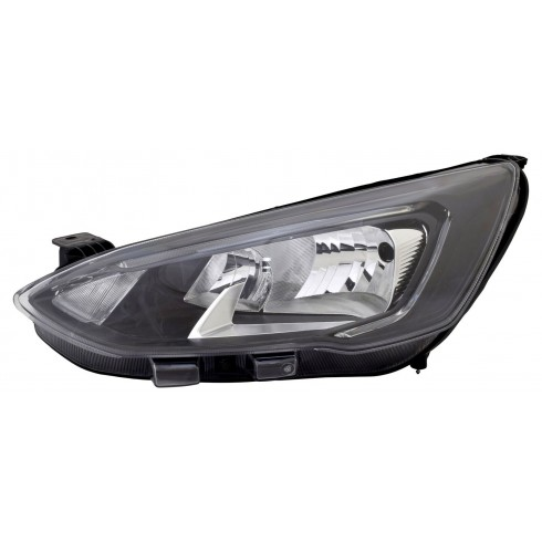FORD FOCUS 18-20 HEADLIGHT - DRIVER SIDE