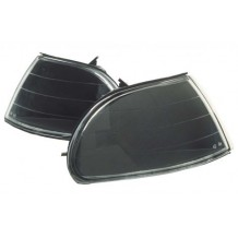 HONDA CIVIC '92-'95 4DR CORNER LIGHTS-BLACK