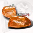 HONDA CIVIC '92-'95 4DR CORNER LIGHTS-AMBER