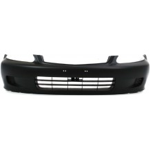 HONDA CIVIC 3-4 DOOR  99-00 FRONT BUMPER