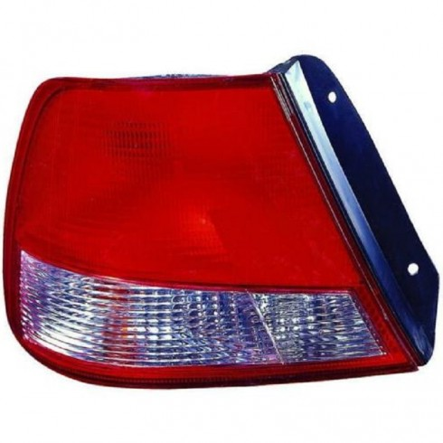 HYUNDAI ACCENT H/B 99-02 TAILLIGHT - DRIVER SIDE