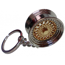 BBS RS WHEEL KEYCHAIN