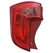 KIA PICANTO 2011-17 TAILLIGHT - DRIVER SIDE