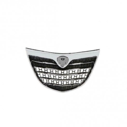 LANCIA Y 11-15 FRONT GRILLE CHROME