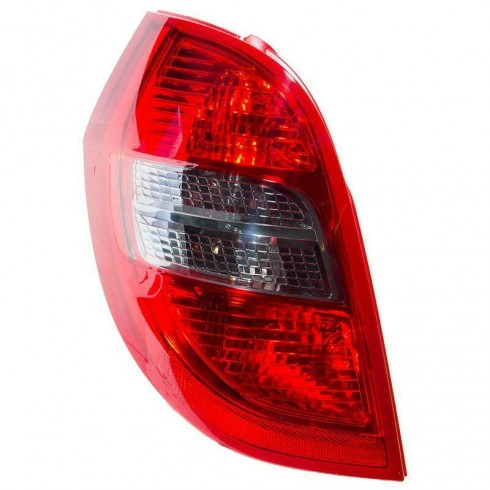 MERCEDES A CLASS (W169)  2008-12 TAILLIGHT SMOKE - DRIVER SIDE