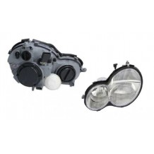 MERCEDES CLC (W203) COUPE 01-04 HEADLIGHT - DRIVER SIDE