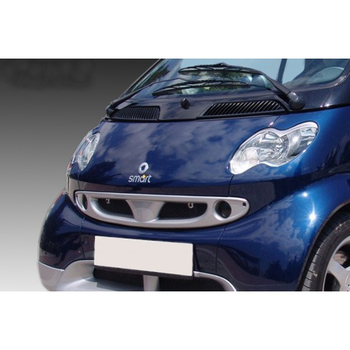 SMART 450 FORTWO FRONT  CENTRAL GRILLE