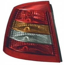 OPEL ASTRA G 2002-04 TAILLIGHT SMOKE - DRIVER SIDE