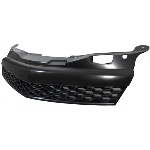 OPEL ASTRA H '05-'09 BADGELESS GRILL HONEYCOMB