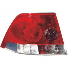 OPEL ASTRA H 04-10 4DOOR TAILLIGHT - DRIVER SIDE