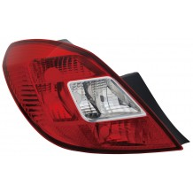 OPEL CORSA D 06-15 TAILLIGHT 5DOOR - DRIVER SIDE