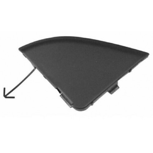 PEUGEOT 107 12-14 FRONT BUMPER TOW TOWING EYE HOOK COVER CAP