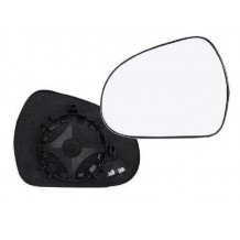 PEUGEOT 207 06-14 / PEUGEOT 308 08-13 MIRROR HEATED GLASS - DRIVER SIDE