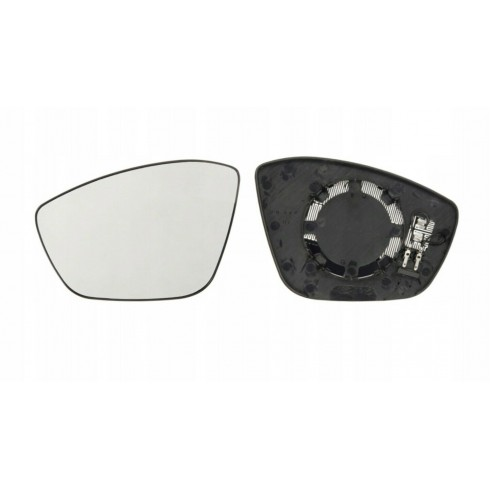 GLASS MIRROR HEATED - DRIVER SIDE