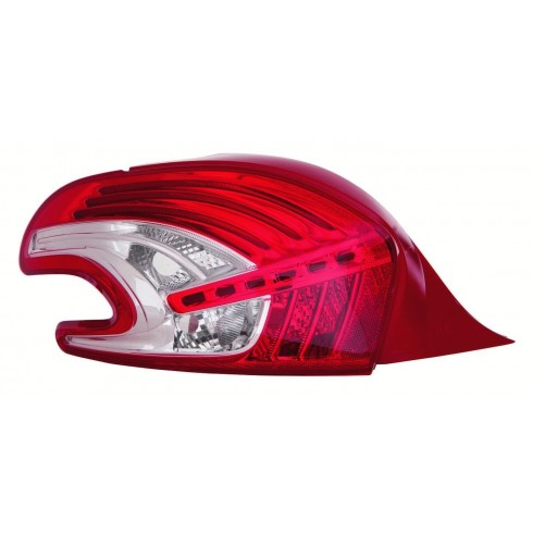 PEUGEOT 208 12-15 TAILLIGHT LED - DRIVER SIDE