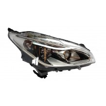 PEUGEOT 208 15-19 VALEO HEADLIGHT - PASSENGER SIDE