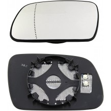 PEUGEOT 307 2001-07 ELECTRIC HEATED MIRROR GLASS - DRIVER SIDE