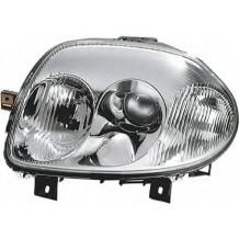 RENAULT CLIO 98-01 HEADLIGHT - DRIVER SIDE