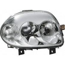 RENAULT CLIO 98-01 HEADLIGHT - PASSENGER SIDE