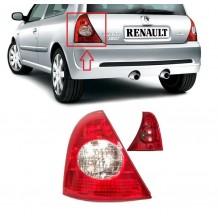 RENAULT CLIO 01-06 TAILLIGHT - PASSENGER SIDE