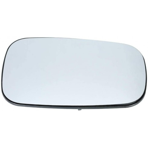RENAULT CLIO 06-09 ELECTRIC HEATED GLASS MIRROR - PASSENGER SIDE