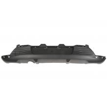 RENAULT CLIO 13-16 REAR BUMPER SPOILER (BLACK MAT)