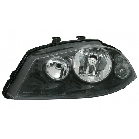 SEAT IBIZA 2002-06 HEADLIGHT - DRIVER SIDE