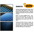 SIMOTA AIR FILTER - OV011