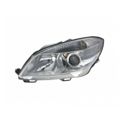 SKODA FABIA 10-14  HEADLIGHT (H7 BULB) - DRIVER SIDE