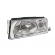 SKODA OCTAVIA 4 2000-10 HEADLIGHT WITH ELECTRIC MOTOR - DRIVER SIDE