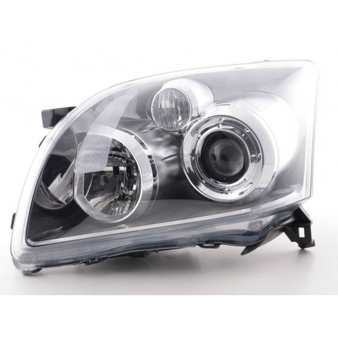 TOYOTA AVENSIS (T25) 06-08 HEADLIGHT - DRIVER SIDE