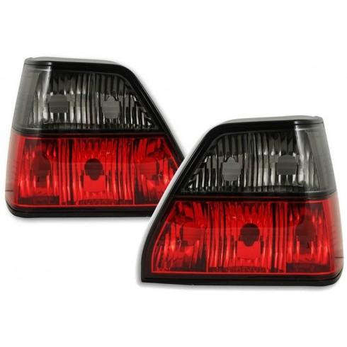 VW GOLF 2 '83-'91  - RED/SMOKE