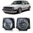 VW GOLF 2 1983-91 HEADLIGHTS SMOKE