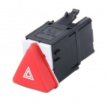 VW GOLF V 04-08  WARNING EMERGENCY FLASH SWITCH