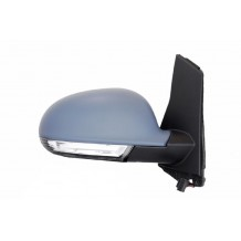 VW GOLF V 04-08 ELECTRIC HEATED MIRROR - PASSENGER SIDE