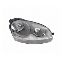 VW GOLF V / JETTA 04-08 HEADLIGHT - PASSENGER SIDE