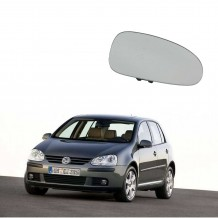 VW GOLF V 04-08 & PLUS ELECTRIC HEATED GLASS - PASSENGER SIDE