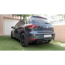 VW GOLF 6 ΠΙΣΩ ΔΙΑΧΥΤΗΣ