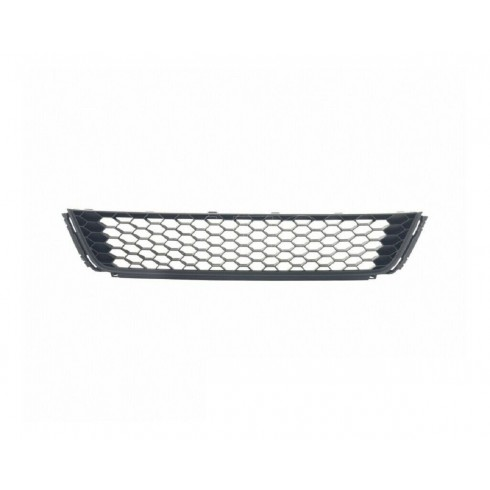 VW POLO 09-14 FRONT BUMPER CENTRAL GRILLE GTI