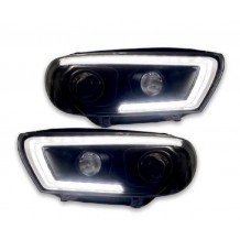 VW Scirocco 3 III 08-18 DAYLIGHT WITH SEQUENTIAL DYNAMIC TURNING LIGHTS