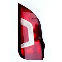 VW UP 2012-16 TAILLIGHT - DRIVER SIDE
